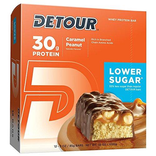 detour-lower-sugar-nutrition-bars-caramel-peanut-85-gram-pack-of-12