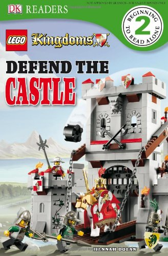 DK Readers: LEGO Kingdoms: Defend the Castle Amazon.com