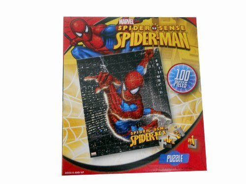Spider-Man 100 PCS Puzzle - 1