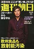 週刊朝日 2013年 10/25号 [雑誌]