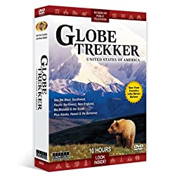 Globe Trekker of the United States of America