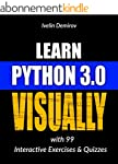 Learn Python 3.0 VISUALLY: with 99 In...
