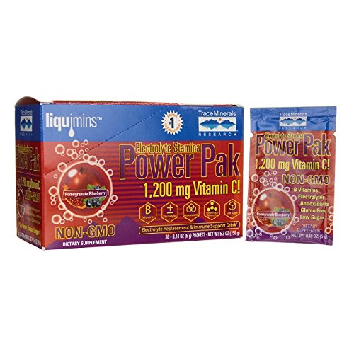 Trace Minerals Research ESPP22 - Electrolyte Stamina Power Pack, 0.6 lb
