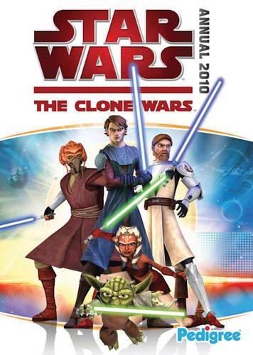 """Clone Wars"" Annual 2010"