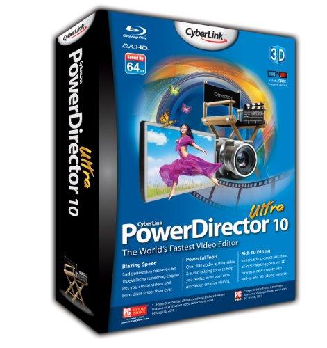 powerdirector 10 software free download full version