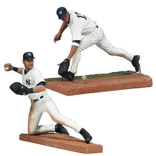 Buy Low Price McFarlane Derek Jeter Alex Rodrguez New York Yankees Figure (B00250PCKG)