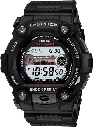 CASIO (カシオ) 腕時計 G-SHOCK タフソーラー電波時計 GW-7900-1JF メンズ