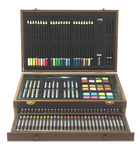 art 101 142 piece wood art set