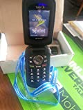 Sprint Kyocera DuraXT No Contract MIL-SPEC Rugged PTT 3MP Camera Cell Phone
