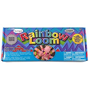 toys games arts crafts craft kits jewelry Rainbow Loom Kit Amazon