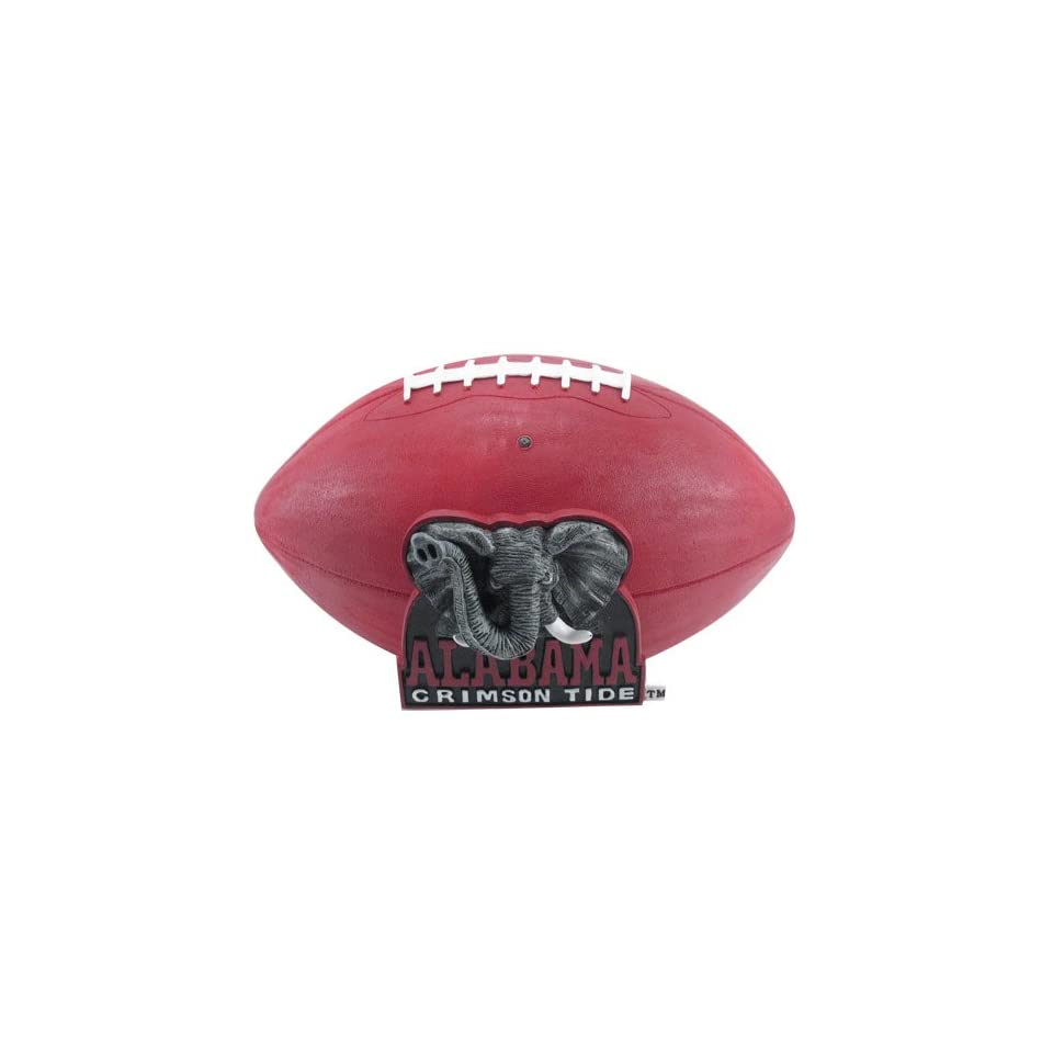 Alabama Crimson Tide Football Money Bank