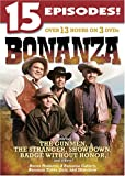 Bonanza - 15 TV episodes