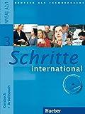 Schritte international -3 Kursbuch + Arbeitsbuch, m. : Arbeitsbuch-Audio-Cd