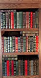 img - for Franklin Library Deluxe Leatherette Edition (Set of 50 Books - Classics World Literature) book / textbook / text book