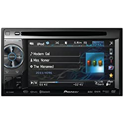 See Pioneer AVH-P3400BH 2-DIN Multimedia DVD Receiver with 5.8
