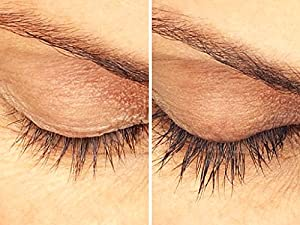 Organyc Lash&Brow Growth Serum Grows Your Eyelashes Significantly! Scientifically Proven Proprietary Botanical Compound. Get Your Sensual Feminine Lashes Today! Works Just as Well for Eyebrows