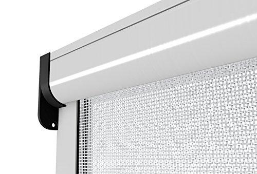 windhager insektenschutz rollo fenster 80 x 160 cm wei 03800 ebay. Black Bedroom Furniture Sets. Home Design Ideas