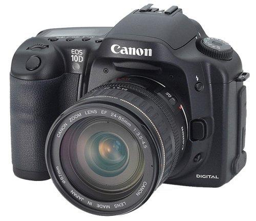 Canon EOS 10D Digital SLR Camera [6MP] - Body