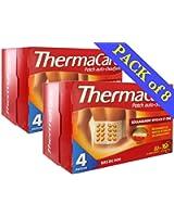 ThermaCare Patch Auto-Chauffant 8h Bas du Dos Ceintures