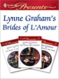 Lynne Graham's Brides of L'Amour Bundle