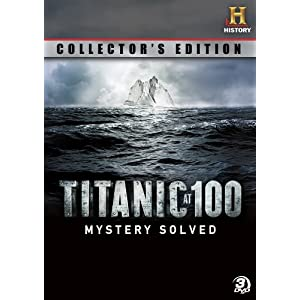 51r4GXSg3%2BL. SL500 AA300  GIVEAWAY: Titanic at 100: Mystery Solved DVD Set ($49.98 value!)