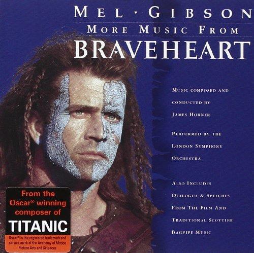 James Horner - Braveheart, More Music From - Zortam Music