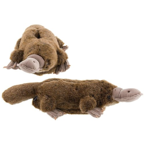 Image of Platypus Animal Slippers for Women and Men (B00869DY28)