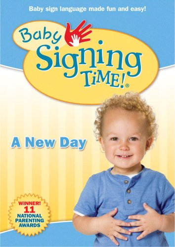 Baby Signing Time! Vol 3: A New Day