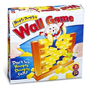 Humpty Dumptys Wall Game by Paul Lamond