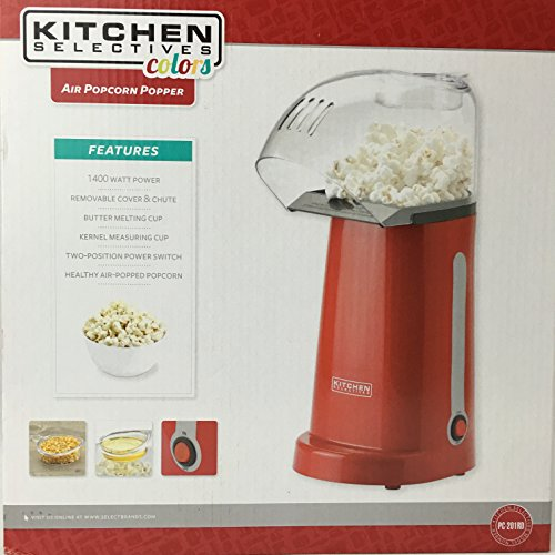 Kitchen Accessories Brands: Kitchen Selectives Air Popcorn Popper Home Garden Dining