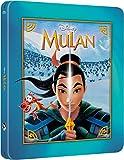 Mulan Blu-ray Steelbook Zavvi Exclusive Limited to 4,000 copies, Region Free UK Import