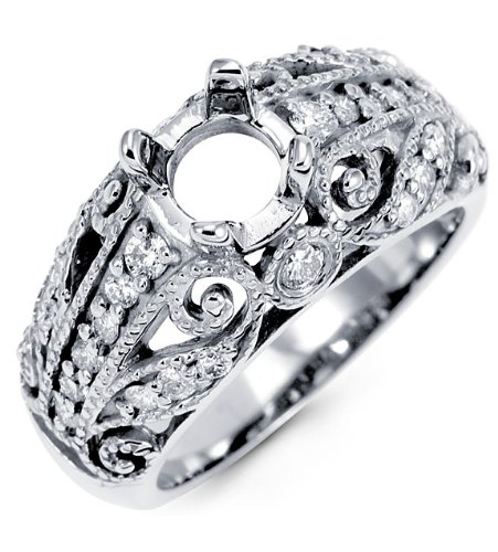 Engagement Ring Mountings Only