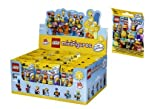 LEGO 71009 レゴ ミニフィグ ザ・シンプソンズ第2弾 全16種 フルコンプ