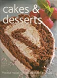 img - for Step-by-Step Cakes and Desserts (Everyday Cookbook) book / textbook / text book