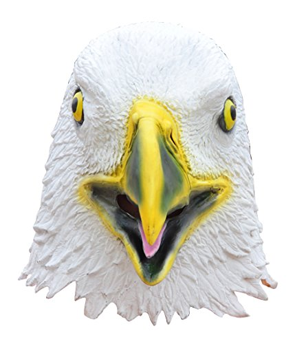 Giant Animal Masks by Allures & Illusions - Eagle Costume Mask