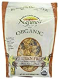NEW ENGLAND NATURALS Organic Gluten Free Crispy Fruity Cereal, 10-Ounce Pouches (Pack of 6)