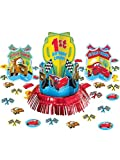 Disney Cars 1st Birthday Table Decorating Kit Centerpiece Party Boy Lightning McQueen