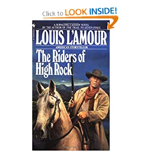 The Riders of High Rock Louis L'Amour