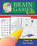 Brain Games for Kids: Power Up Your Brain!