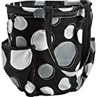 Thirty-one Bag Retro Metro Bag in Black Happy Dot