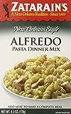 Zatarain's Pasta Dinner Mix, Alfredo, 6.3 Ounce (Pack of 8)