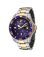 Invicta Men's 6883 Reserve Collection Automatic Diamond Accented Two-Tone Watch