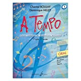 A Tempo - Partie Orale - Volume 1par Boulay Chantal