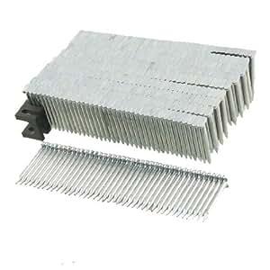 400x Window Stitching 6mm T Shape Head Dia Steel Nails T25 1