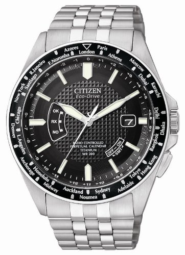 Citizen Men's Eco-Drive Watch Cb0030-56E