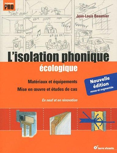 lisolation-phonique-ecologique