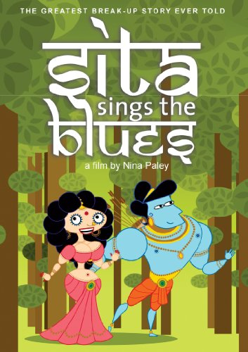 Cover art for  Sita Sings The Blues