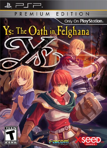 Ys: The Oath in Felghana Le / Game