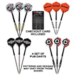 Red Dragon Tungsten Darts Value Pack...