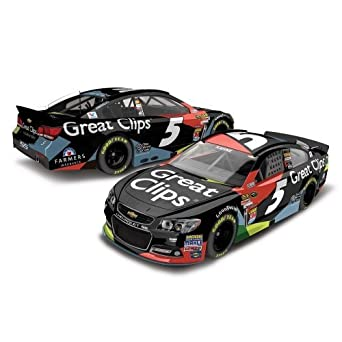 Buy Kasey Kahne # 5 Great Clips 2014 Chevrolet SS NASCAR Diecast Car, 1:64 Scale by Lionel Racing